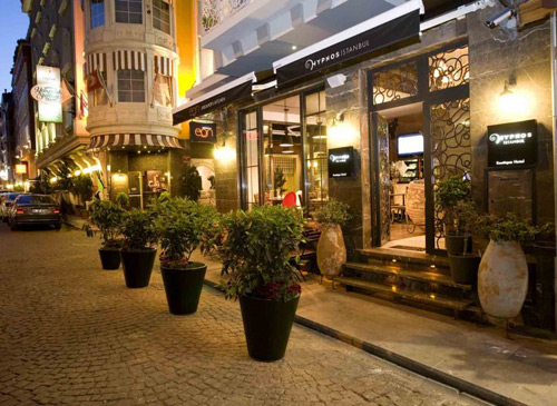 Hypnos istanbul boutique hotel istanbul sirkeci for Boutique hotel pauschalreise