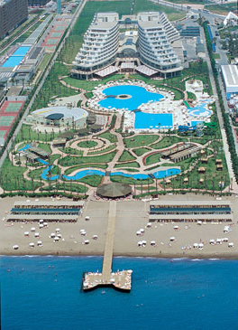 Miracle Resort And Spa Turkey